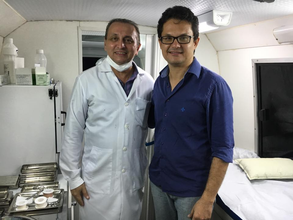 Atendimentos médico a população do município - Prefeitura de Baia Formosa