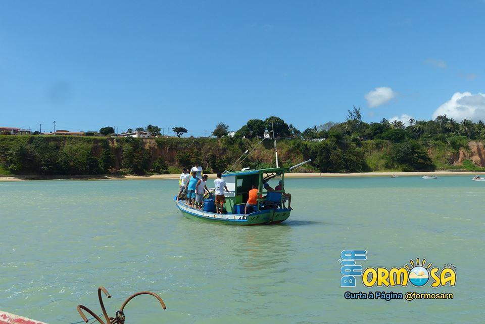 1ª Regata de Jangadas e Barcos a Vela - Prefeitura de Baia Formosa