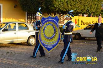 Desfile cívico em comemoração ao dia da independência do brasil - Prefeitura de Baia Formosa