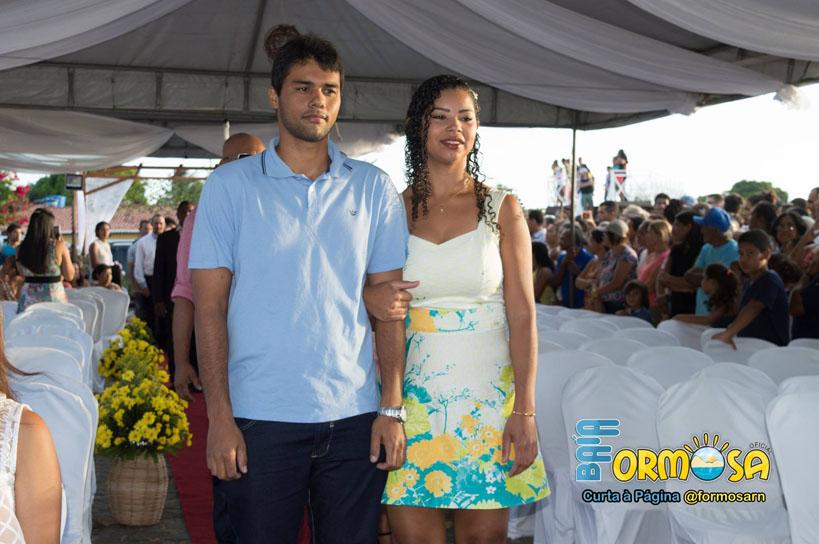 Casamento comunitário coletivo - Prefeitura de Baia Formosa