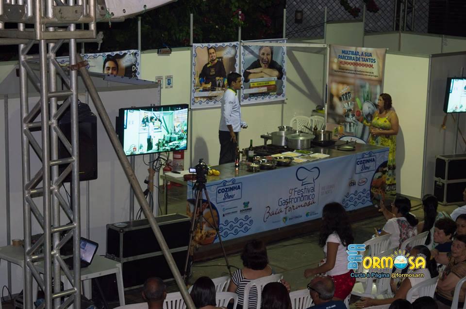 2º Dia do 9º Festival Gastronômico de Baía Formosa - Prefeitura de Baia Formosa