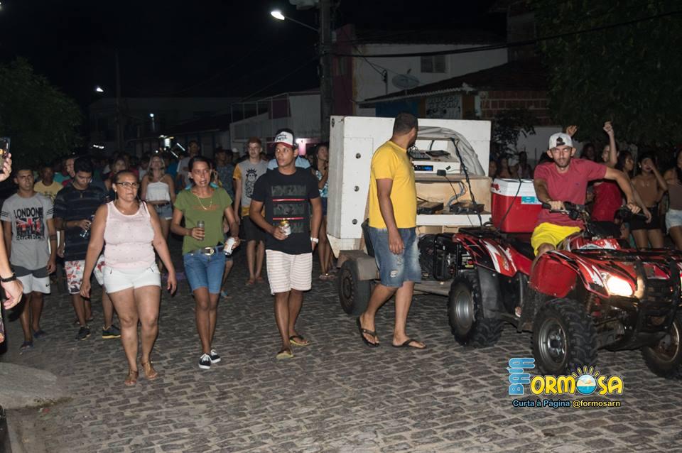 1º BLOCO DO ZÉ PEREIRA DE 2018 - Prefeitura de Baia Formosa