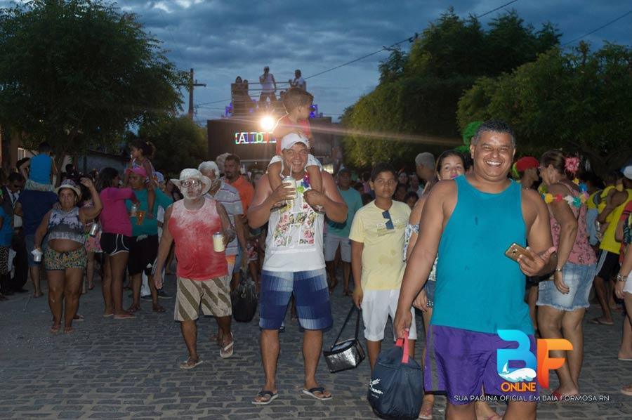 3º DIA DO CARNAVAL DA BAÍA FORMOSA FOLIA 2018 - Prefeitura de Baia Formosa