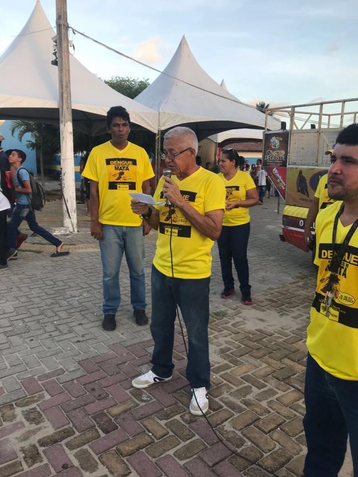 Todos na Luta Contra a Dengue - Prefeitura de Baia Formosa