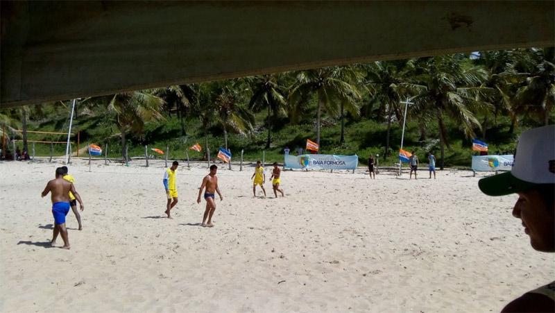 Torneio de Futebol de Areia 2018 - Prefeitura de Baia Formosa