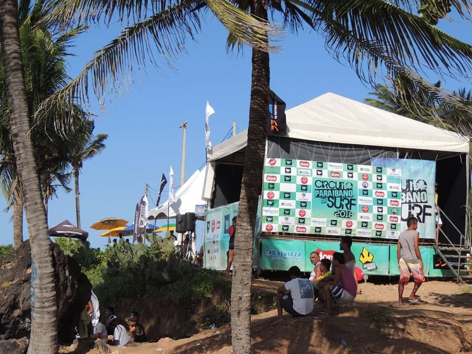 2º Etapa do Circuito Paraibano de Surf 2018 - Prefeitura de Baia Formosa
