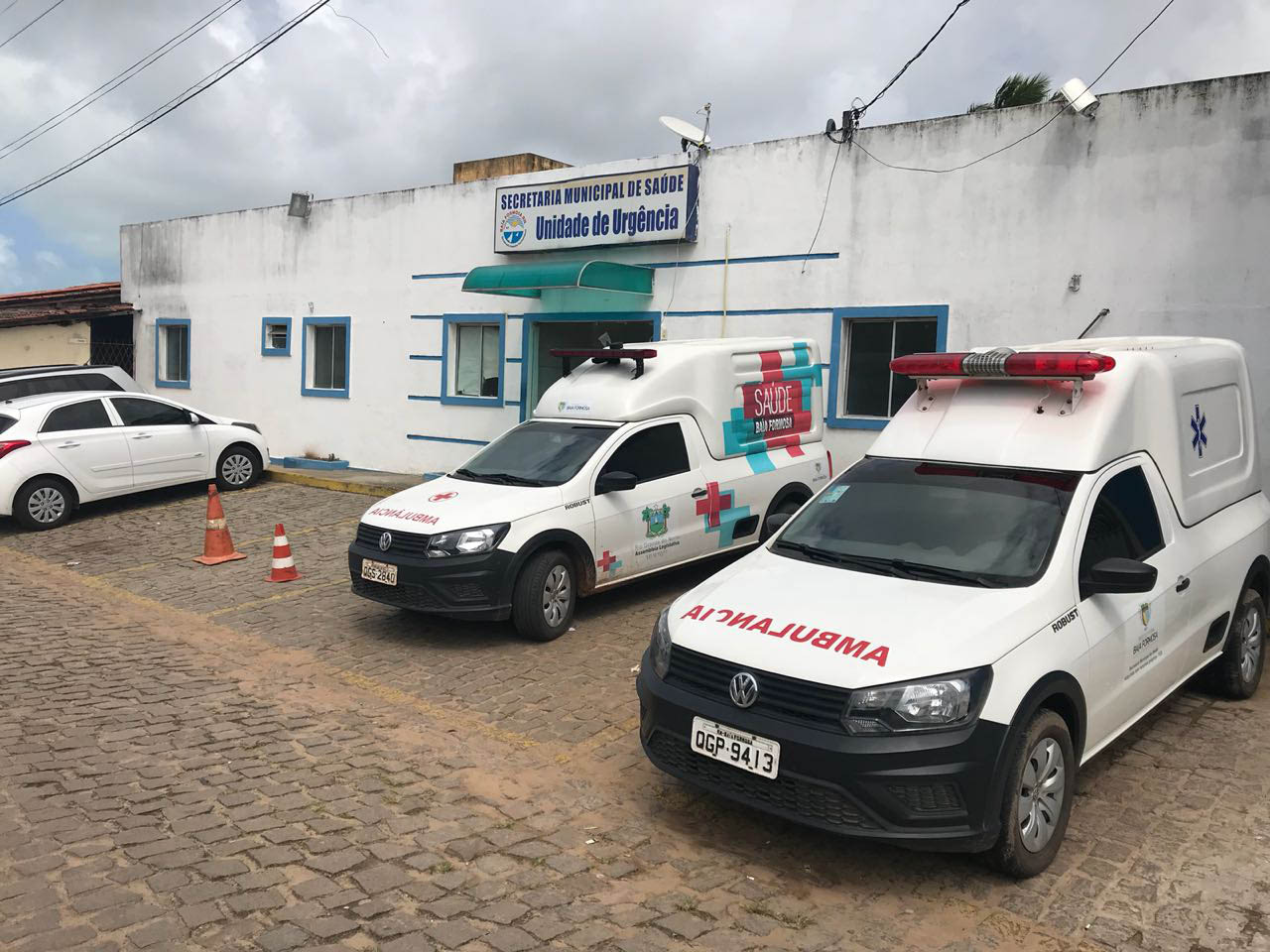 Beto Rosado viabiliza R$ 1,2 milhão para a Saúde de Baía Formosa - Prefeitura de Baia Formosa
