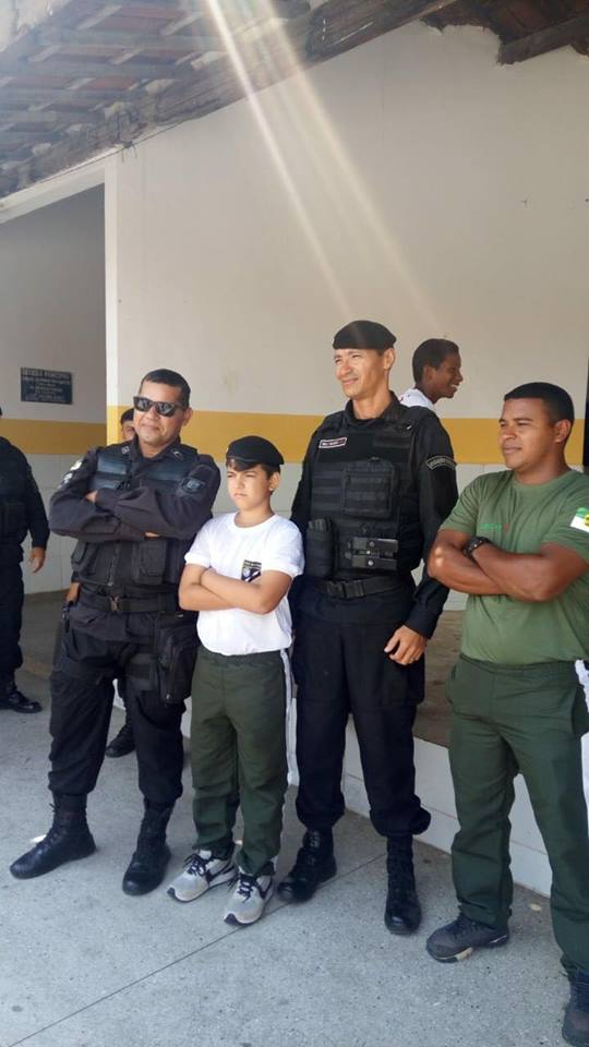 Pré-Militar Guardiões Ambiental - Prefeitura de Baia Formosa
