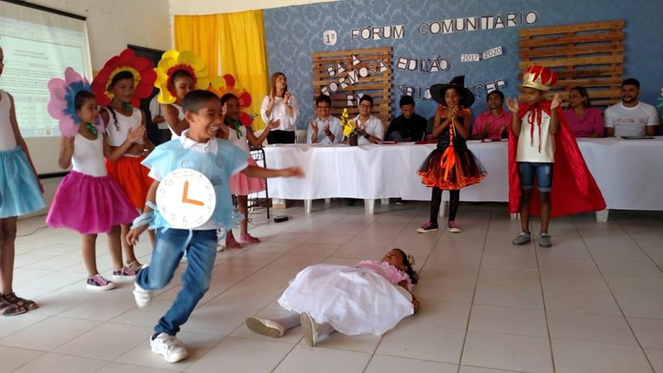 1º Fórum Comunitário do Selo UNICEF - Prefeitura de Baia Formosa
