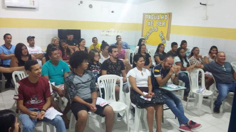 Curso de Inglês e Qualidade em Serviços Turísticos - Prefeitura de Baia Formosa