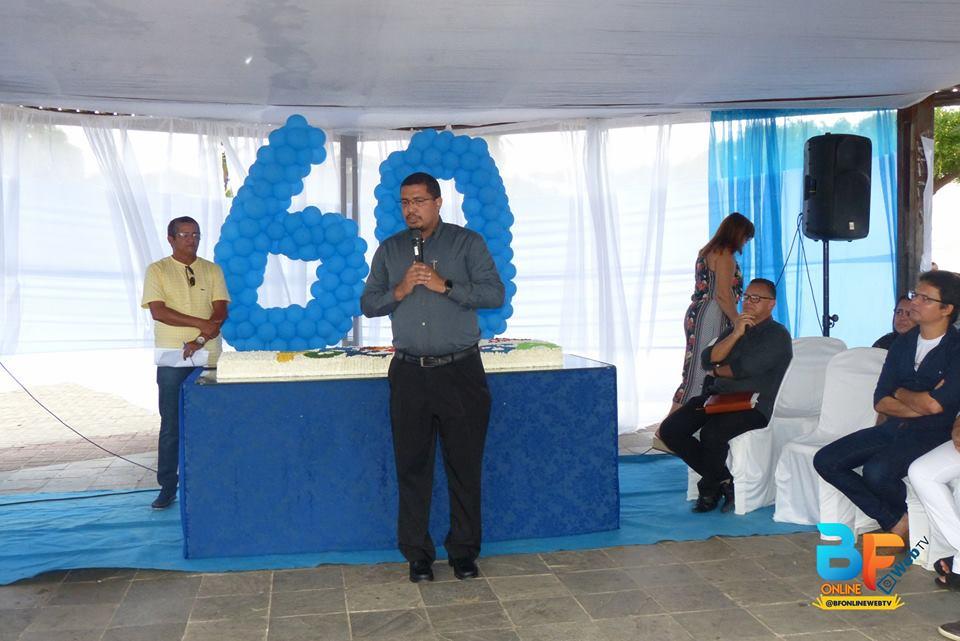 FESTA DE EMANCIPAÇÃO POLÍTICA DE BAÍA FORMOSA 60 ANOS - Prefeitura de Baia Formosa