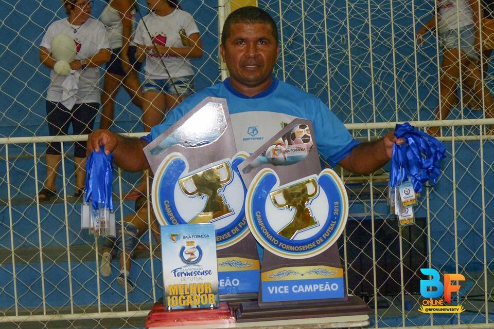 Final do Campeonato Municipal de Futsal 2018 - Prefeitura de Baia Formosa