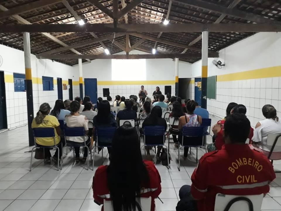 FORMAÇÃO CONTINUADA DE SEUS PROFISSIONAIS - Prefeitura de Baia Formosa