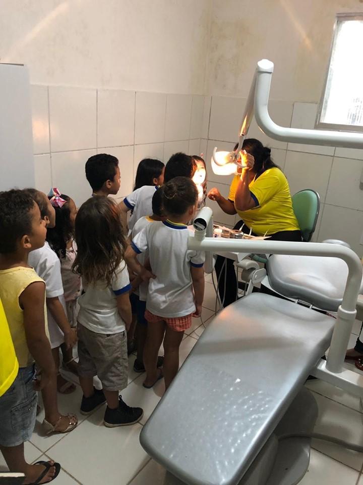 PSF II PROMOVE AÇÃO ODONTOLÓGICA - Prefeitura de Baia Formosa