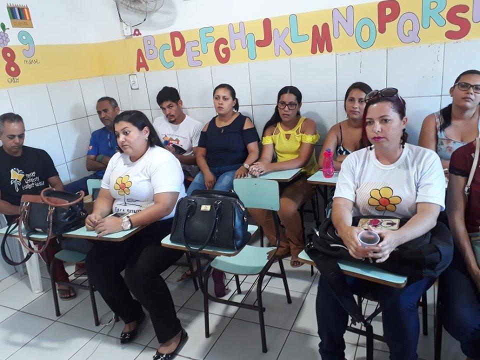 FORMAÇÃO CONTINUADA PARA PROFESSORES - Prefeitura de Baia Formosa