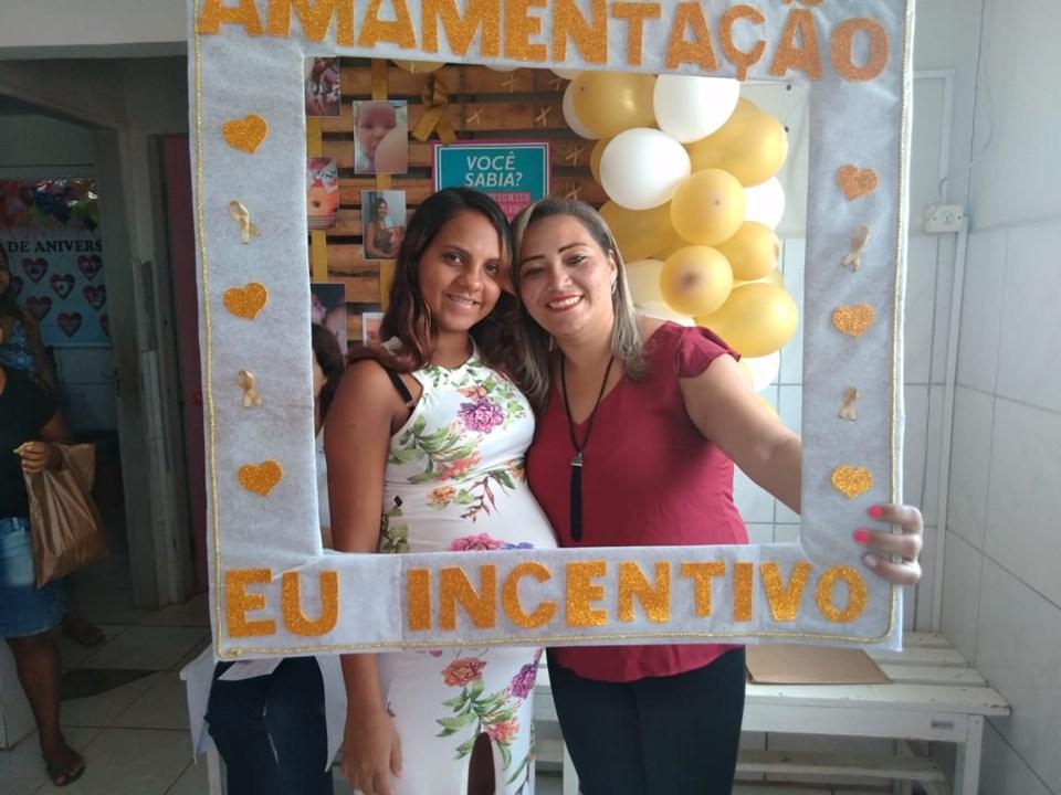 DIA D DE AMAMENTAÇÃO - Prefeitura de Baia Formosa