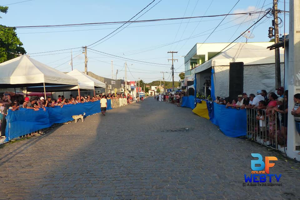Desfile Cívico - Prefeitura de Baia Formosa