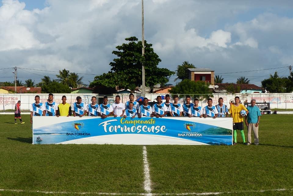 Campeonato Formosense 2019 - Prefeitura de Baia Formosa