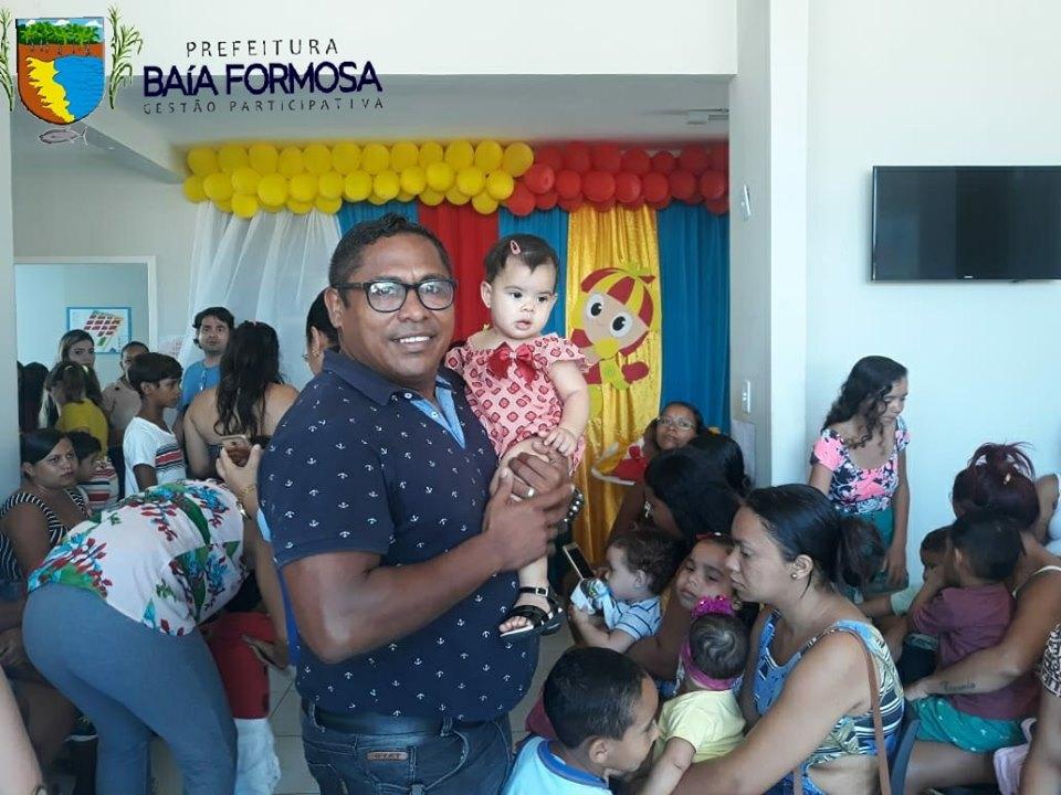 Dia das Crianças - NASF - Prefeitura de Baia Formosa