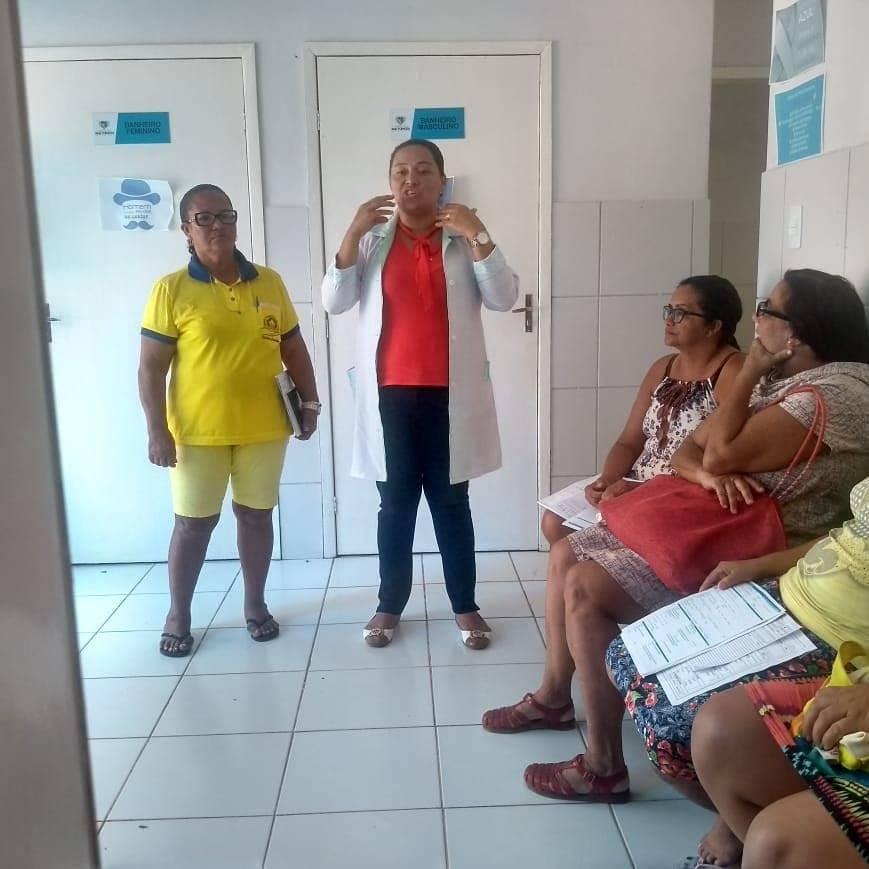 Saúde da Mulher em Primeiro Lugar - Prefeitura de Baia Formosa
