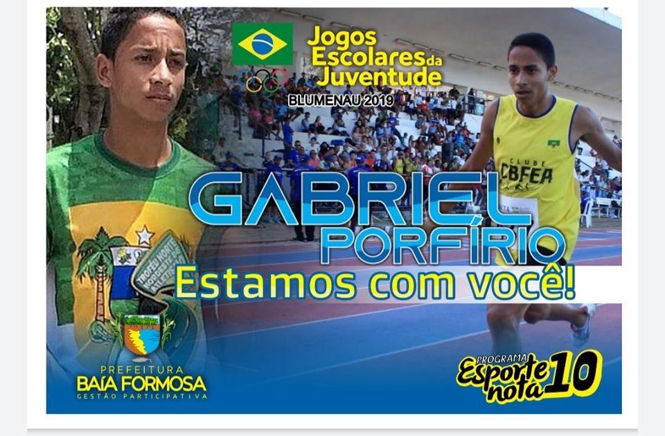 Projeto Esporte Nota 10 - Prefeitura de Baia Formosa