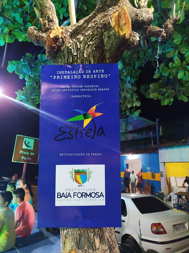 Ponto Turístico - Baleia com seu Filhote - Prefeitura de Baia Formosa