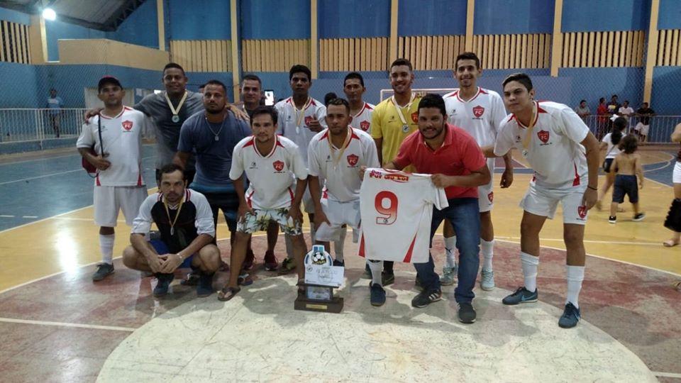Final do Campeonato Formosense de Futsal - Prefeitura de Baia Formosa