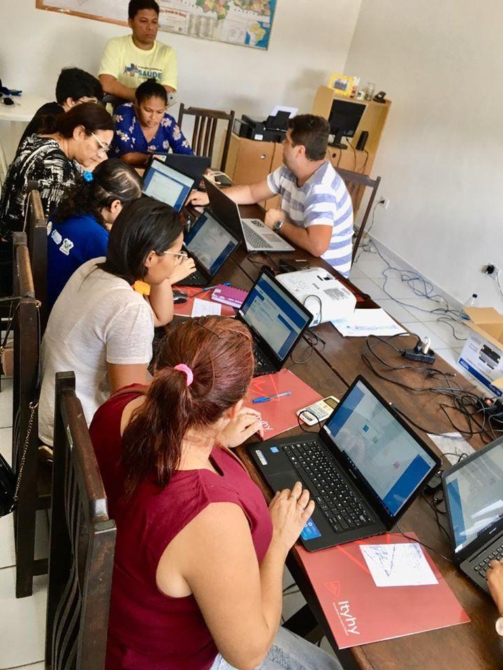 Prontuário Eletrônico Centralizado - PEC - Prefeitura de Baia Formosa