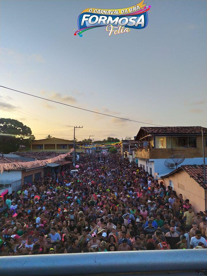 Formosa Folia 2020 - Carnaval em Baia Formosa - Prefeitura de Baia Formosa