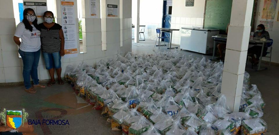 Alimentação Escolar - Prefeitura de Baia Formosa